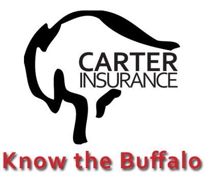 Carter Insurance logo - Know the Buffalo